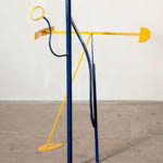 Sculpture: Gravitational pull